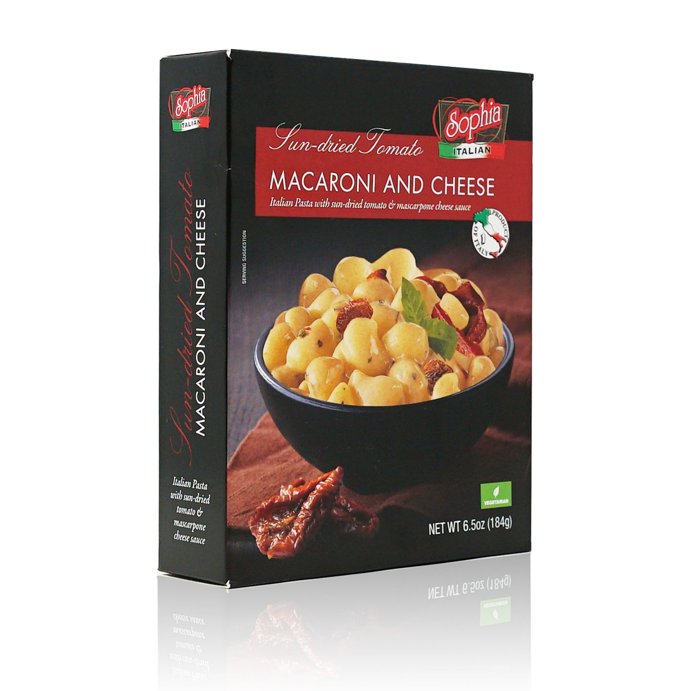 Sun Dried Tomato Macaroni and Cheese