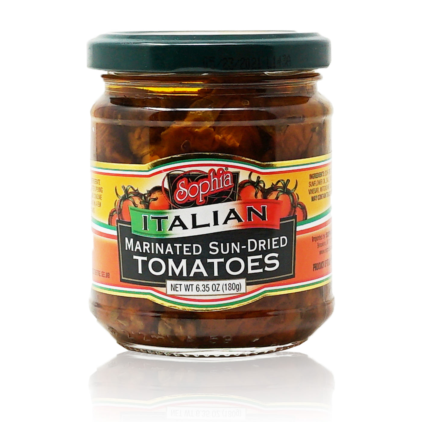 Sophia Italian Marinated Sundried Tomatoes 6.35oz