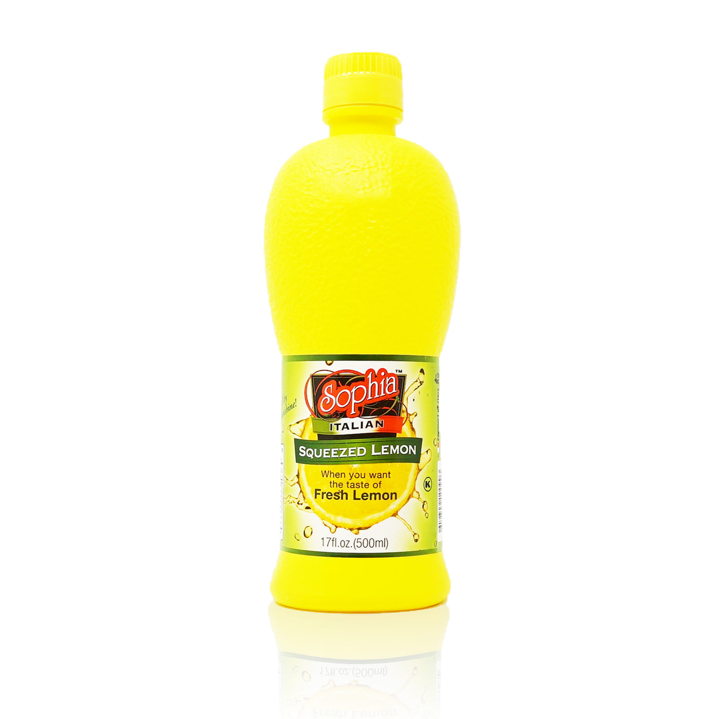 Sophia Lemon Juice Condiment from Sicily 17oz