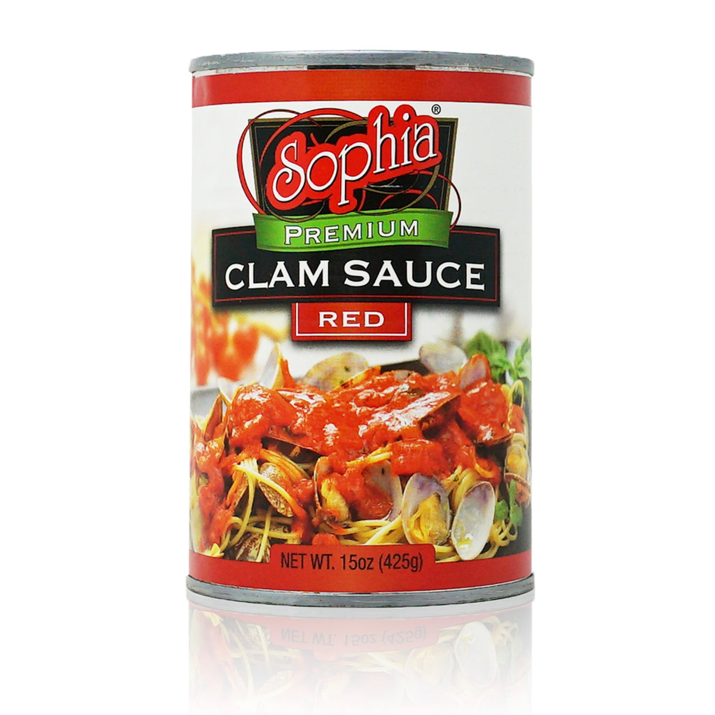 Sophia Clam Sauce - Red