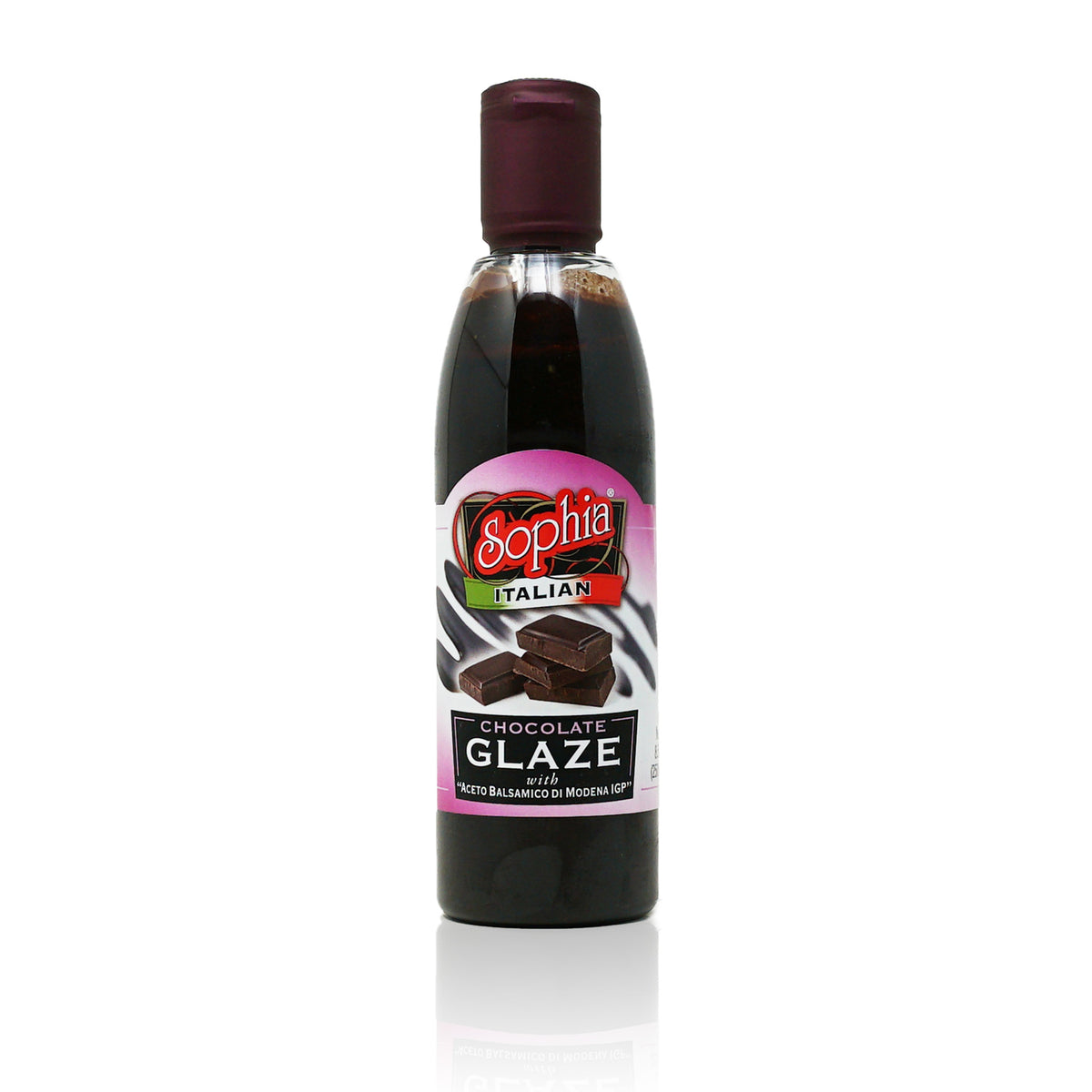 Sophia Balsamic Glaze-Chocolate 8.5oz
