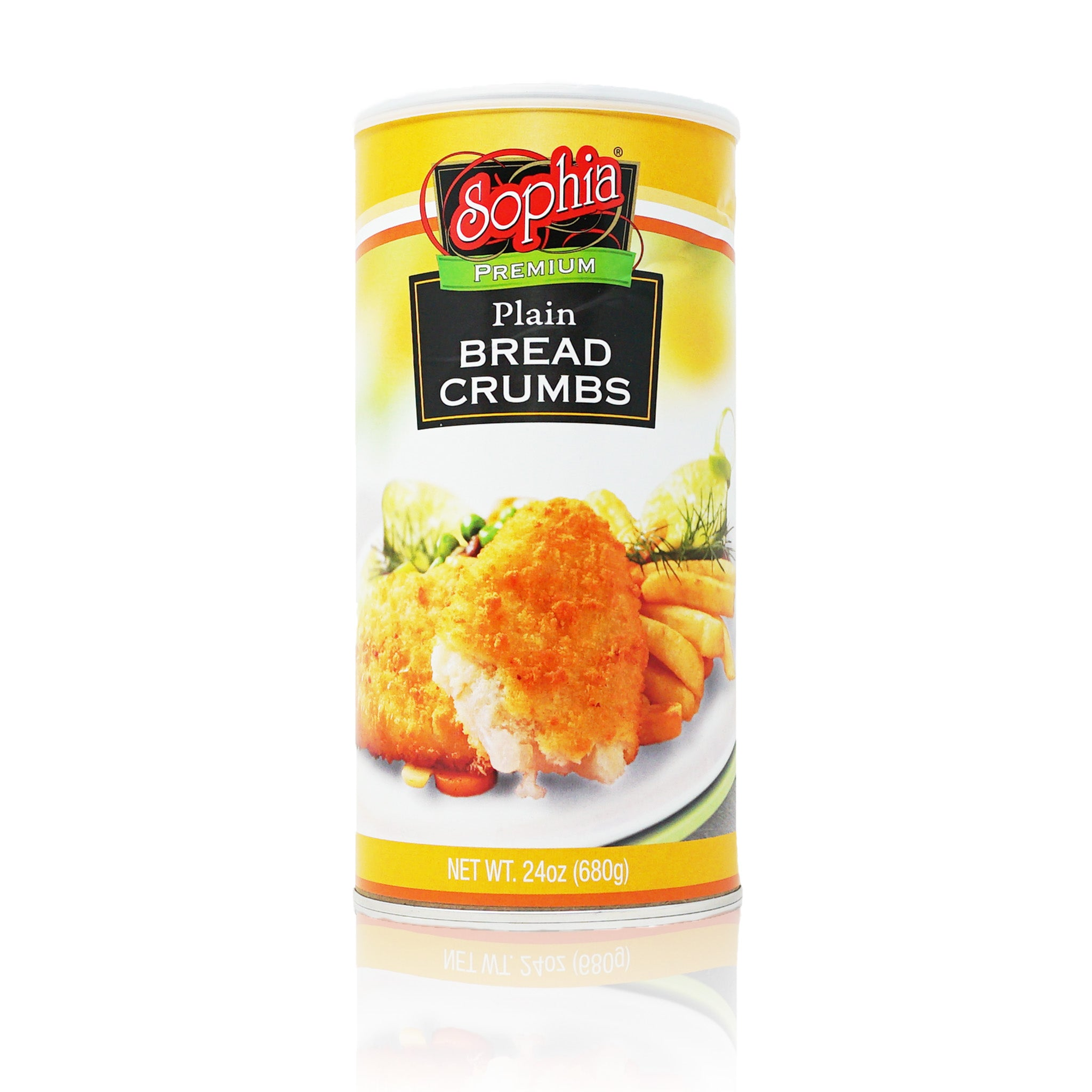 Sophia Bread Crumbs - Plain