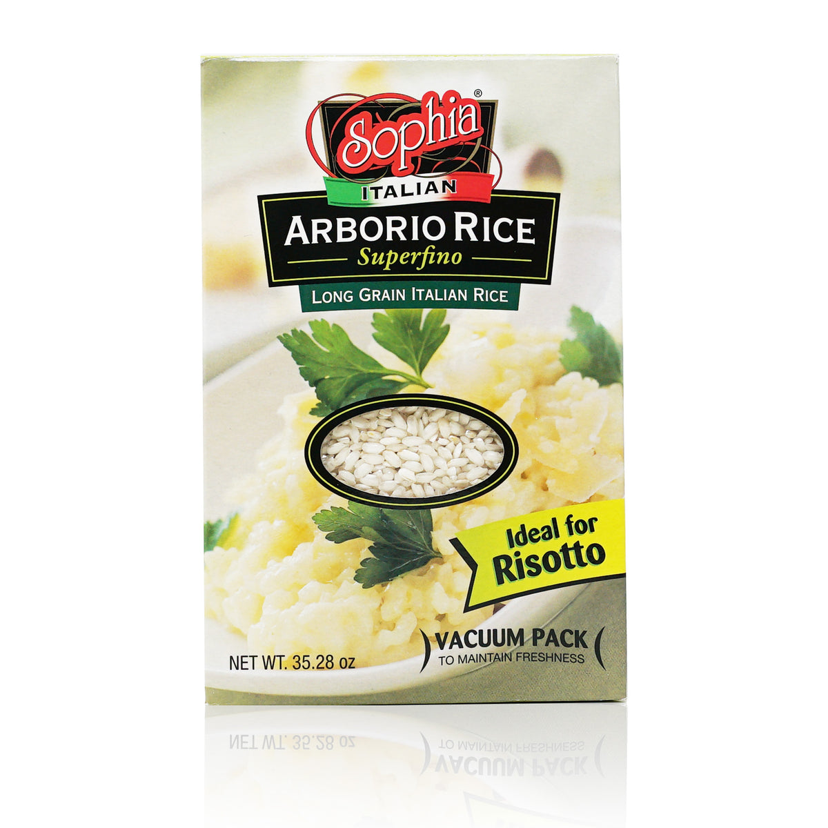 Sophia Arborio Rice 35.28oz