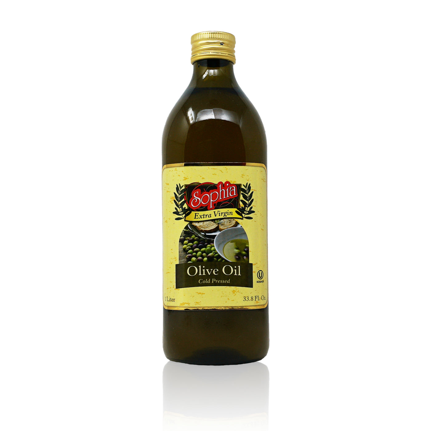 Oil-Extra Virgin Olive Oil