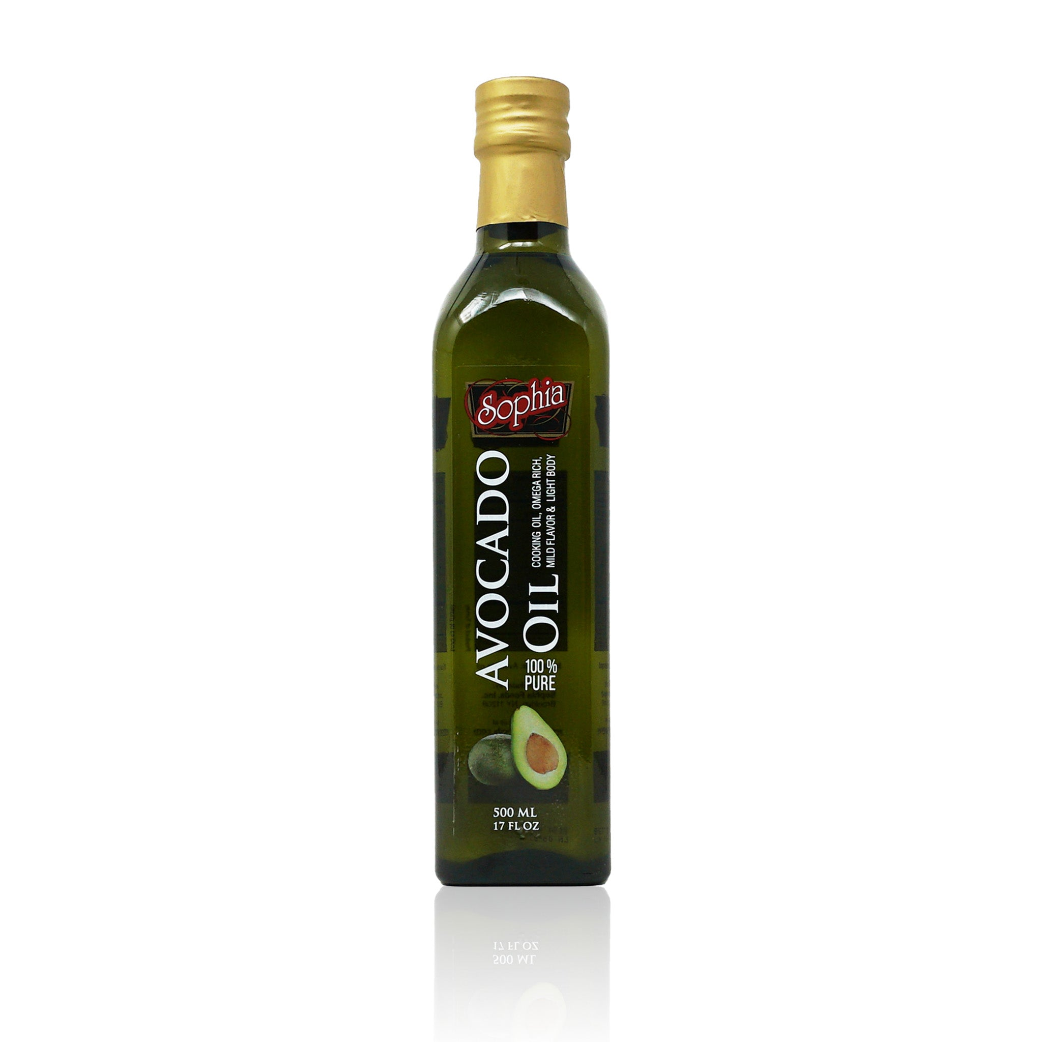Sophia Avocado Oil 17oz