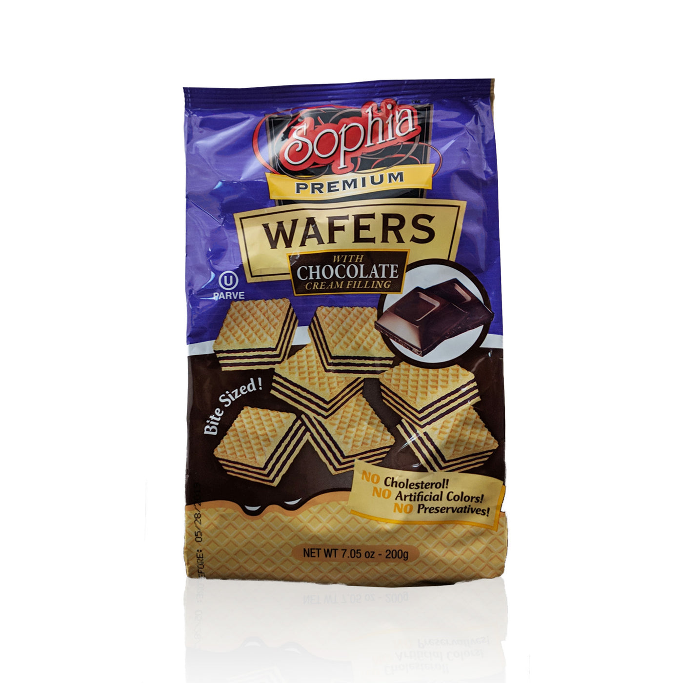 Sophia Wafer Cubes - Chocolate
