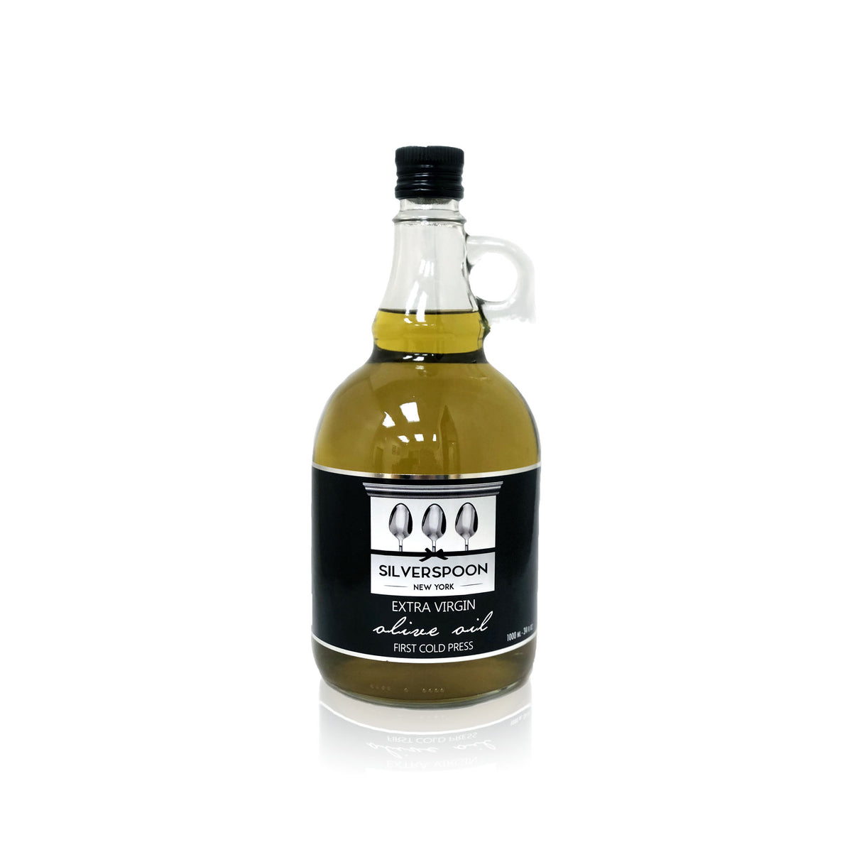 Sophia Oil-Silverspoon Extra Virgin Olive Oil 33.8oz