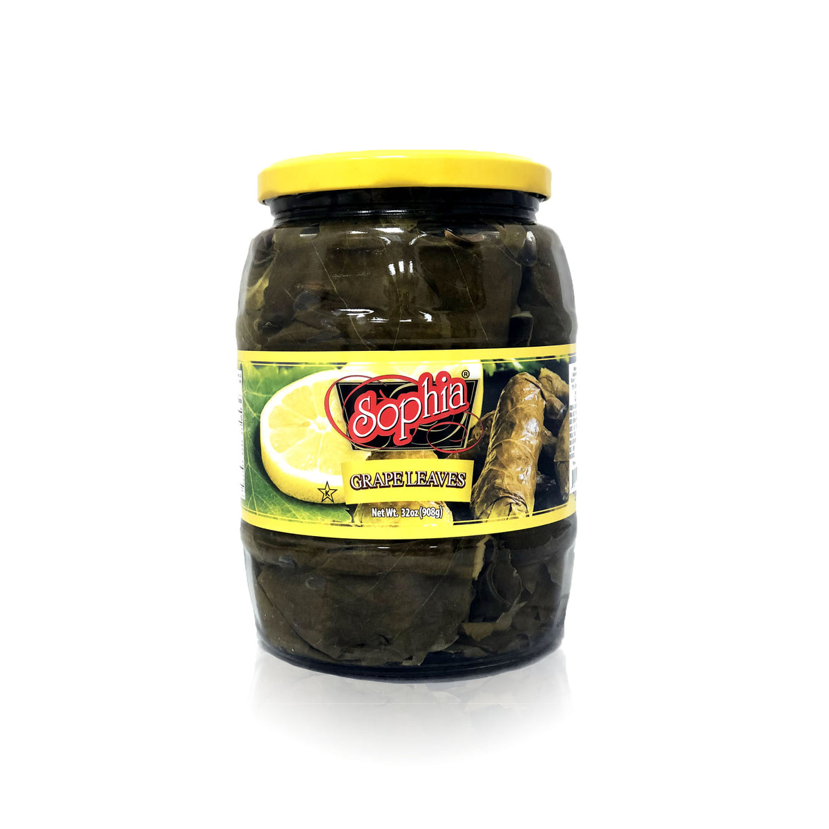 Sophia Grape Leaves