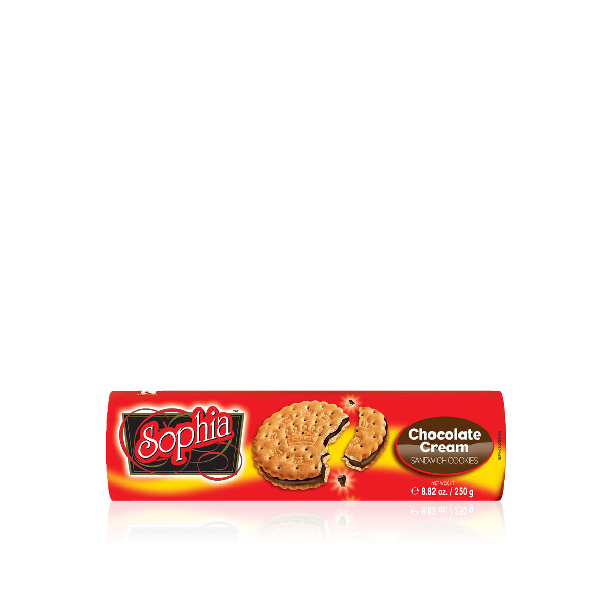 Sophia Sandwich Cookies - Chocolate 8.8oz