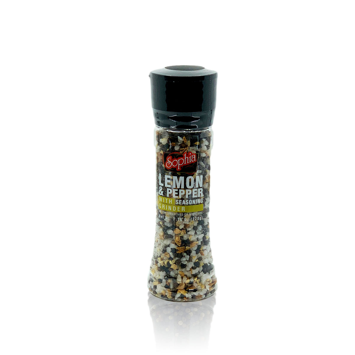 Sophia S&P Grinder - Lemon & Pepper 7.76oz