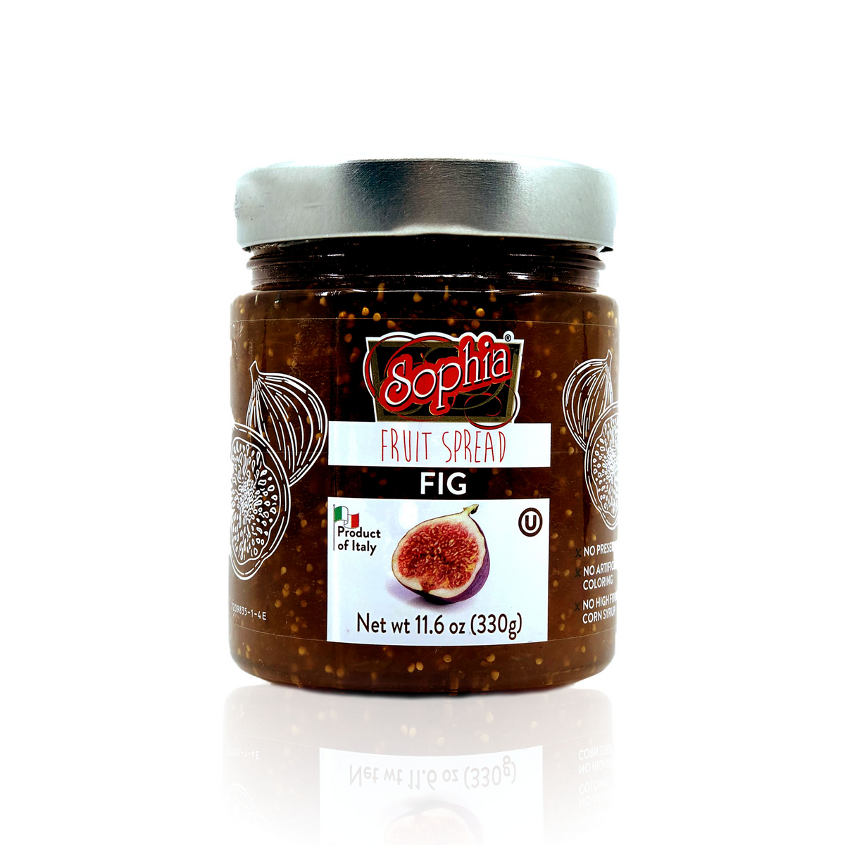 Sophia Fruit Spread - Fig Preserves