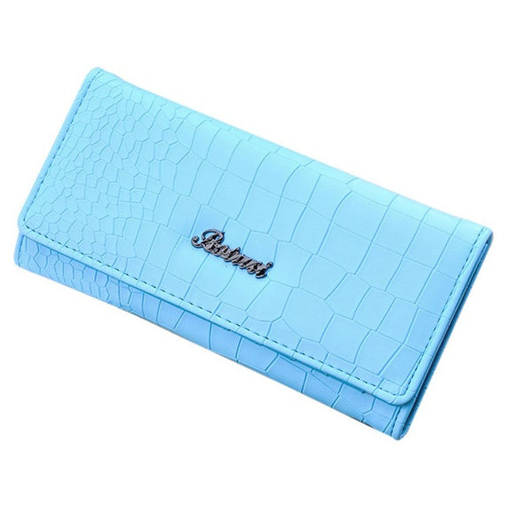 2017 New fashion Women Wallets Stone female cards holders Candy colors PU wallet coin purses girl Long Wallet lady wallets drop