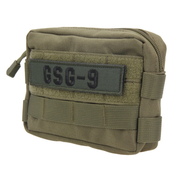 Men Waist Bags 600D Tactical Military Molle Utility Accessory Magazine Pouch Bag Tactical Bags Embroidery Patch Phone Belt Bags