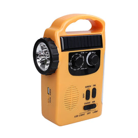 Wind Up Radio Flashlight Flashlight