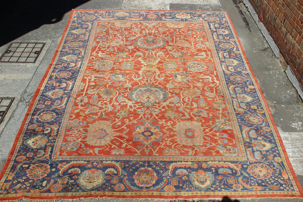 "Late 19th Century Fine Ziegler Carpet 305 x 410cm / 10'0"" x 13'0"""
