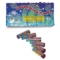 Ground Bloom Flower (6pk)