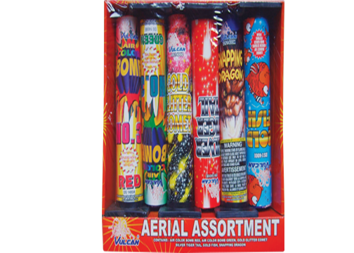 Aerial Shell Assortment
