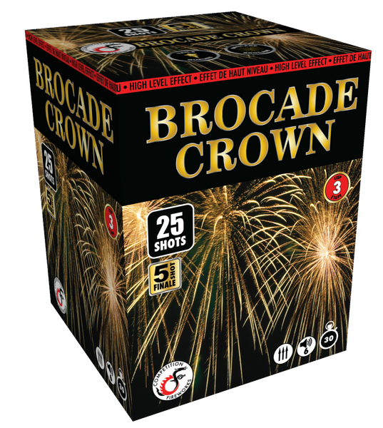 Brocade Crown