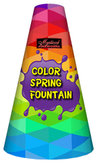 Color Spring Fountain