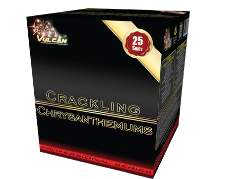 Crackling Crysanthemums