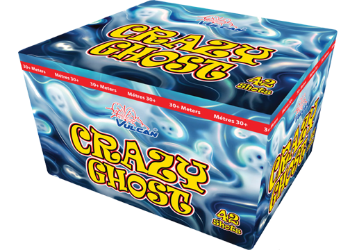Crazy Ghosts