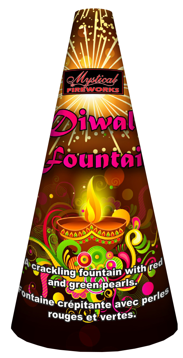 Diwali Fountain