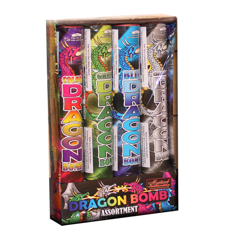 Dragon Bombs (4 pk)