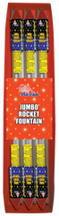 Jumbo Rocket Fountain