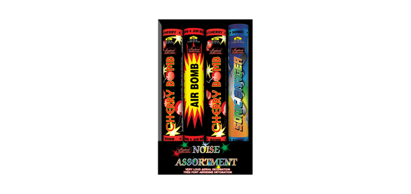 Noise Assortment (4 Pk)