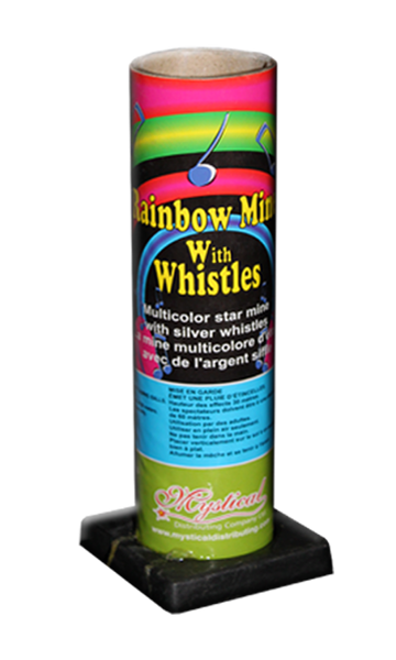 Rainbow Mine/Whistles