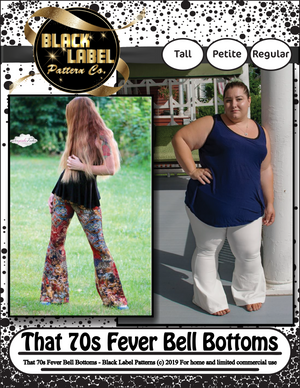That 70's Fever Bell Bottoms WOMEN'S