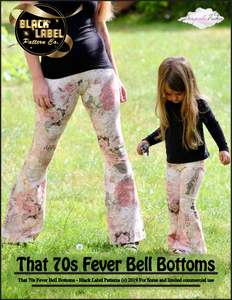 That 70's Fever Bell Bottoms BUNDLE