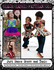 Just Dance Dress and Tunic