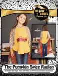 The Pumpkin Spice Raglan KIDS