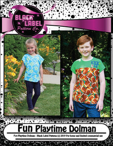 Fun Playtime Dolman