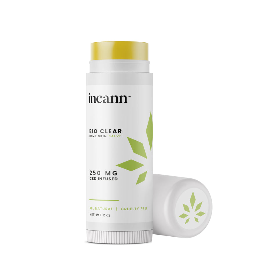 250MG-FULL SPECTRUM-CBD-BIO-CLEAR-SALVE-INCANN