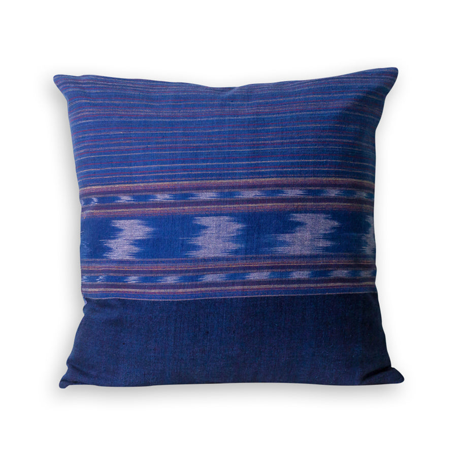 Hmong Ikat Cushion Cover           <br>45 x 45cm