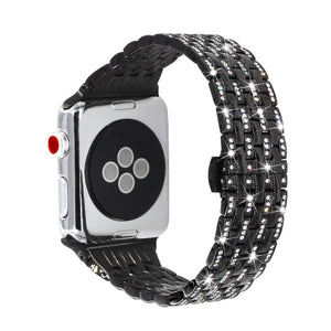 Diamond Glow Bracelet For Apple Watch