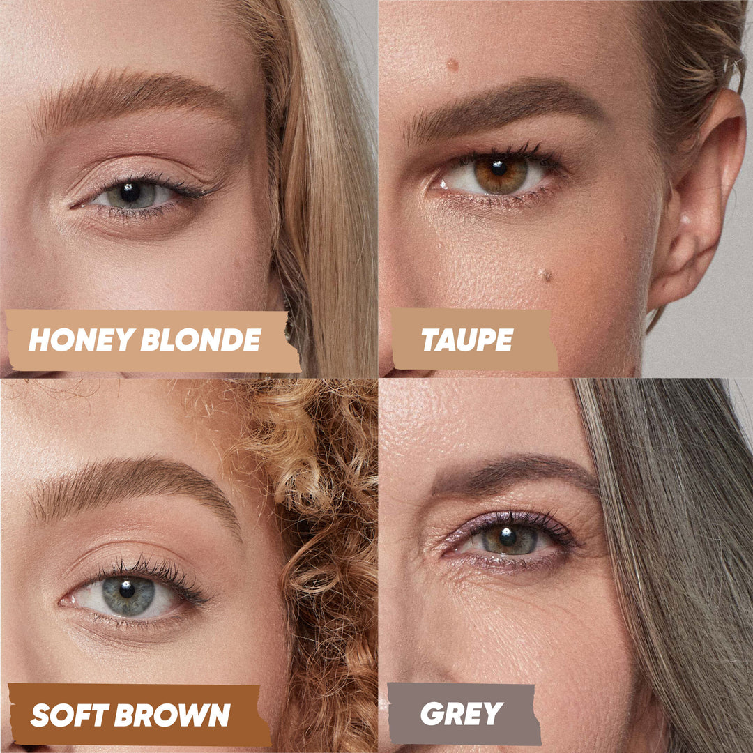 Air Brow - Tinted - Honey-blonde