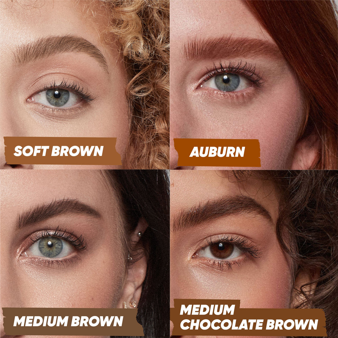 Air Brow - Tinted - Auburn