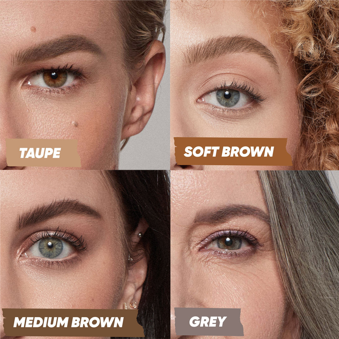 Air Brow - Tinted - Soft-brown
