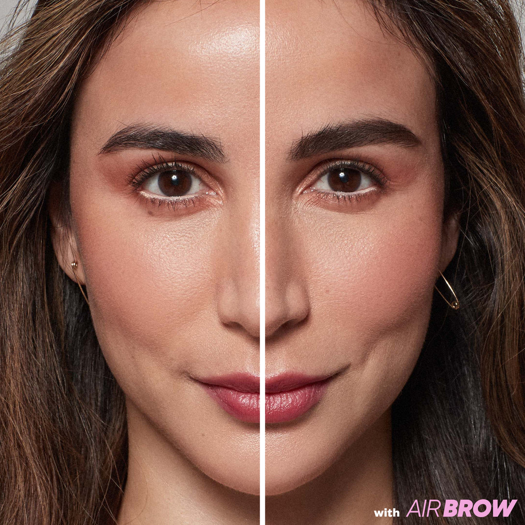 Air Brow - Tinted - Dark-brown