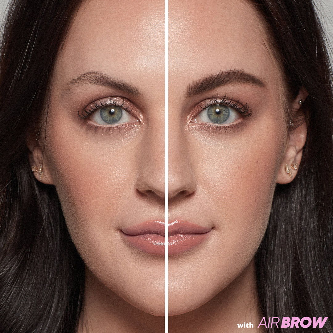 Air Brow - Tinted - Medium-brown