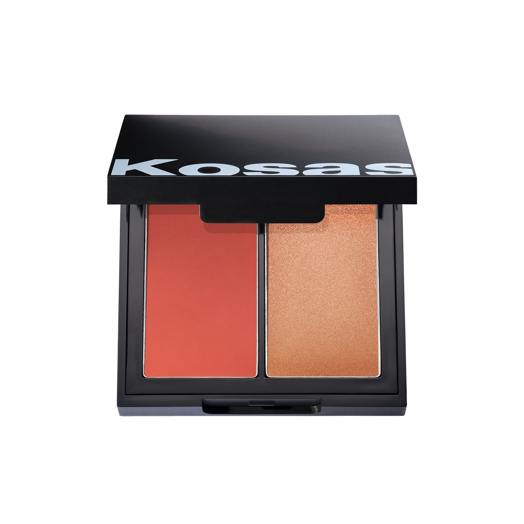 Color & Light Palette - Cream - Velvet-melon-high-intensity