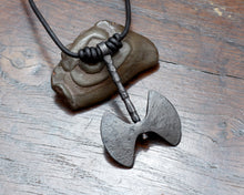 Load image into Gallery viewer, Iron Labrys Pendant