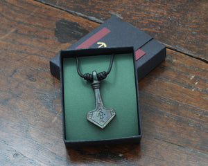 Decorated Small Thor's Hammer