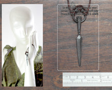 Load image into Gallery viewer, Viking Gungnir Spear Pendant