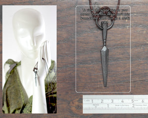 Viking Gungnir Spear Pendant