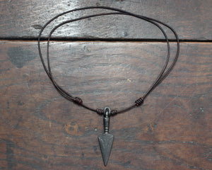 Large Viking Arrow Pendant