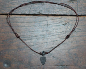 Small Viking Arrow Pendant